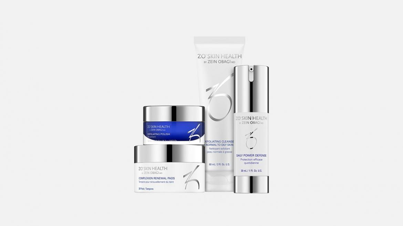 Daily Skin Care Program