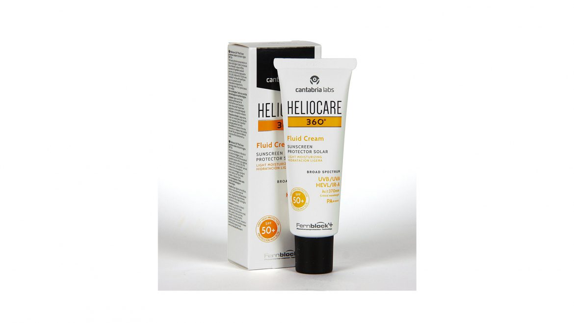 Heliocare Fluid Cream