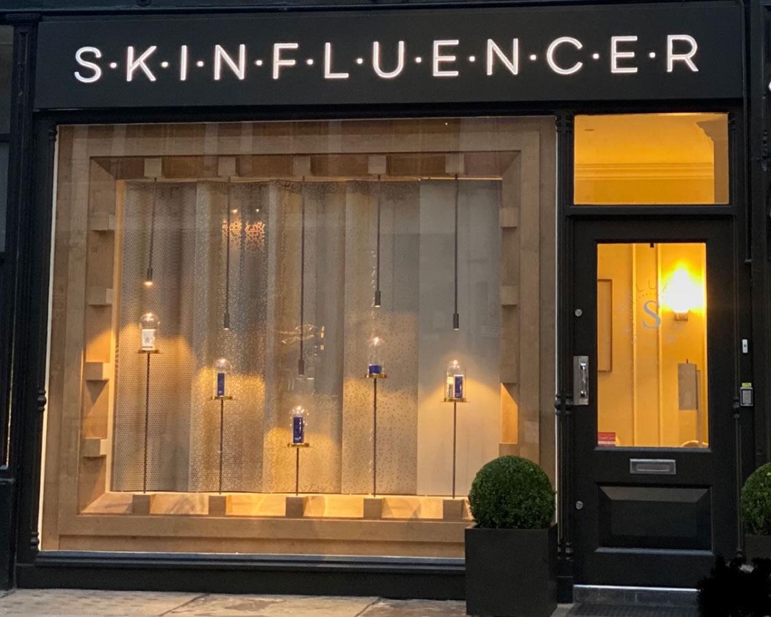 Skinfluencer Chelsea
